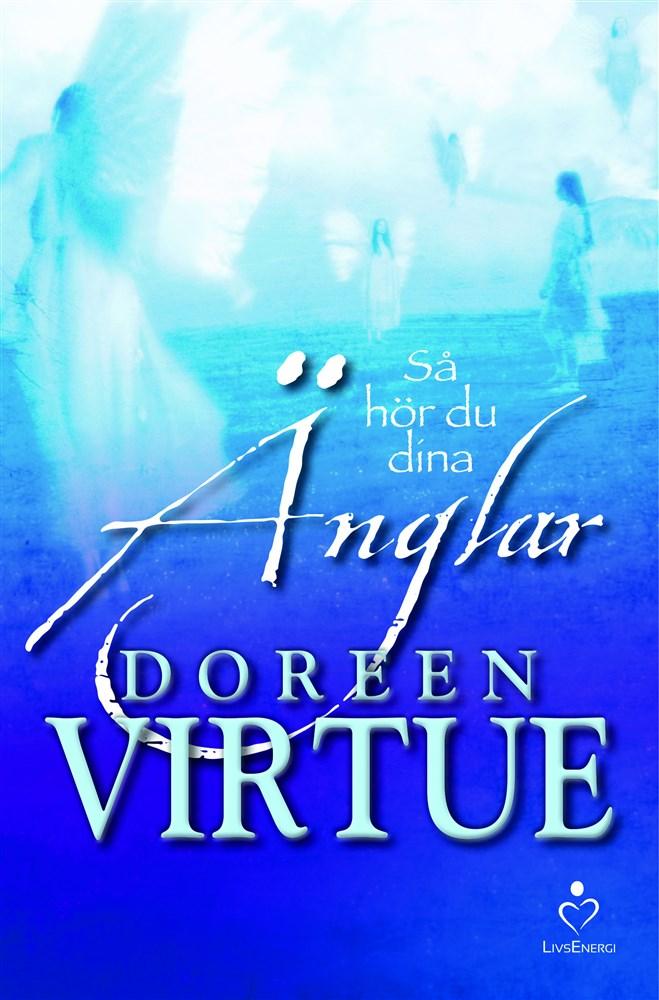 """Virtue, Doreen """"Så hör du dina änglar"""" INBUNDEN"""