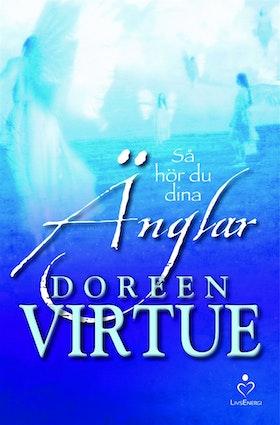 """Virtue, Doreen """"Så hör du dina änglar"""" INBUNDEN SLUTSÅLD"""