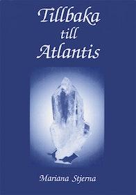 """Stjerna, Mariana """"Tillbaka till Atlantis : en roman"""" HÄFTAD"""