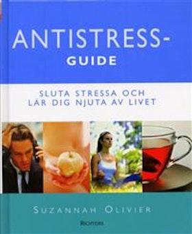 """Olivier, Suzannah """"Antistressguide"""" INBUNDEN"""