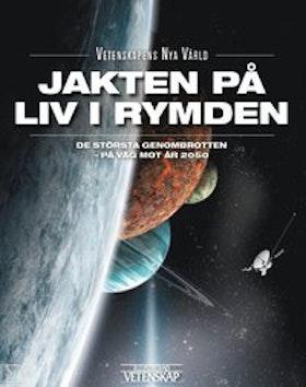 "Illustrerad vetenskap ""Jakten på liv i rymden"" INBUNDEN"