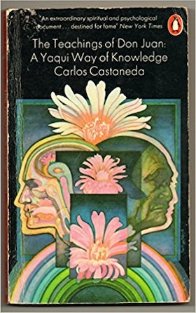 "Castaneda, Carlos ""A Yaqui Way of Knowledge"" POCKET"