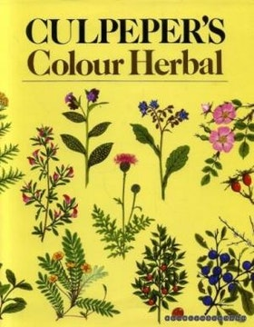 """CULPEPER`S Colour Herbal"" HÄFTAD"