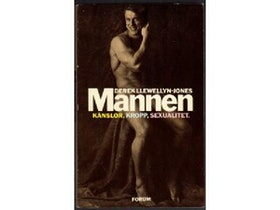 "Llewellyn-Jones, Derek ""Mannen - känslor, kropp, sexualitet"" HÄFTAD"
