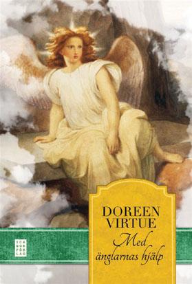 """Virtue, Doreen """"Med änglars hjälp"""" INBUNDEN"""