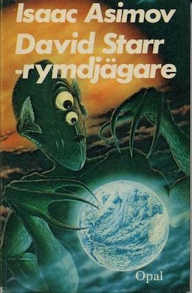 "Asimov, Isaac ""David Starr - rymdjägare"" KARTONNAGE"