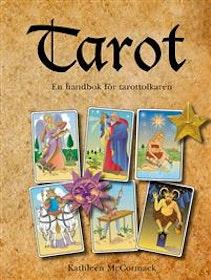 """McCormack, Kathleen """"Tarot : en handbok för tarottolkaren"""" SPIRALBUNDEN"""