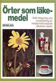 """Pahlow, Mannfried & Caspers, Karl Heinz """"Örter som läkemedel"""" KARTONNAGE"""
