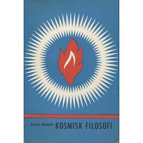 """Adamski, George, """"Kosmisk filosofi"""" HÄFTAD SLUTSÅLD"""