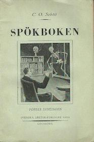 """Schöö C O """"Spökboken"""" HÄFTAD"""