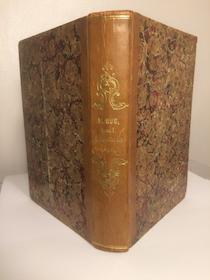 """Huc, M """"Resa i Mongoliet och Tibet"""" (1862) INBUNDEN"""