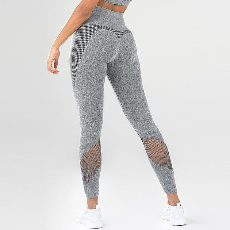 Mayha Fitness/gym-tights grå