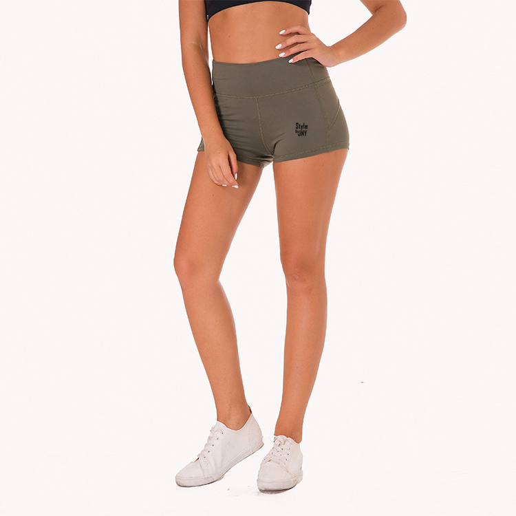 Kiara high waist shorts