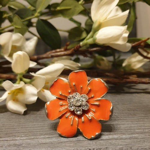 Ring orangebloom