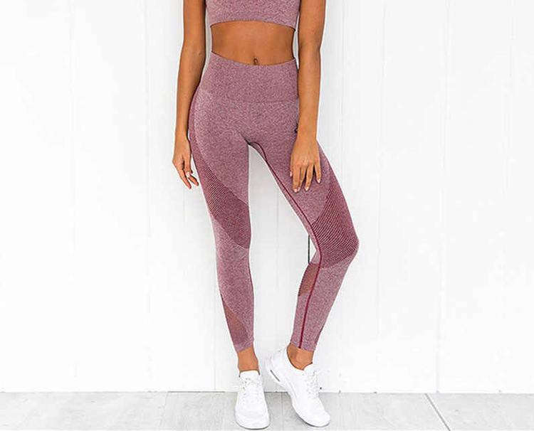 Mayha Fitness/gym-tights Pink