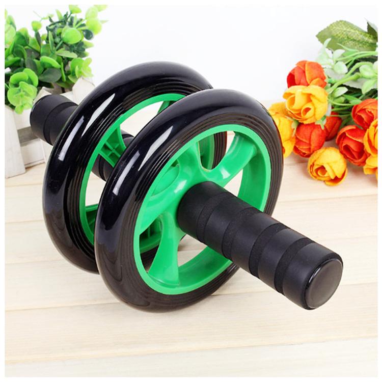 Maghjul grönt + matta/knäplatta