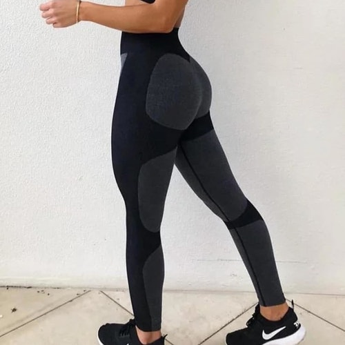 Zhiva Fitness/gym-tights svart
