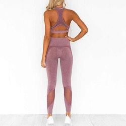 Mayha Fitness/gym-tights Pink