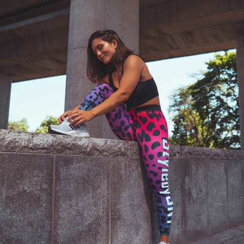 Kiyora Bengal Fitness/Yoga-tights