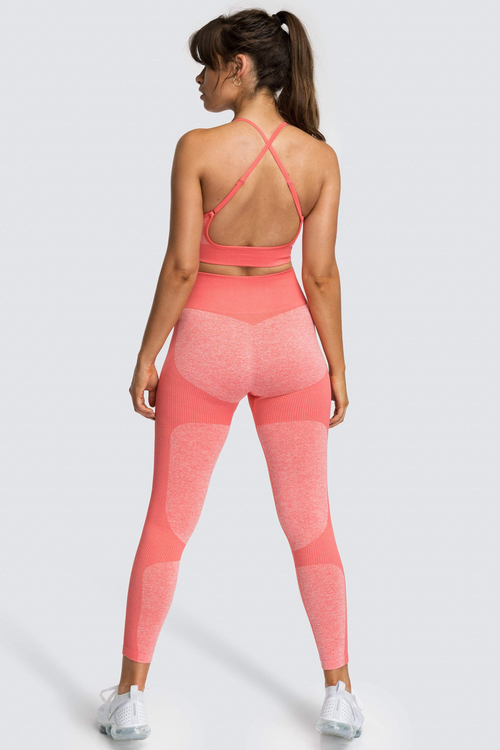 Zhiva Fitness/gym-tights corall