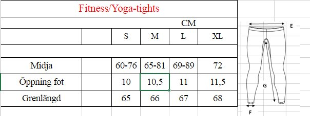California Kingsnake Fitness/Yoga-tights