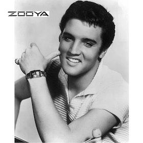 Diamanttavla (R) Elvis Happy 40x50