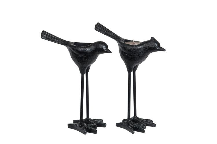 Ljushållare Fågel 16x21 cm