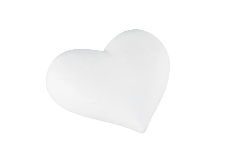 Hjärta Skrivbart 10x9x3 cm