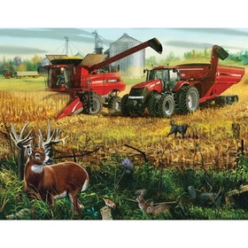 Diamanttavla Harvest 40x50