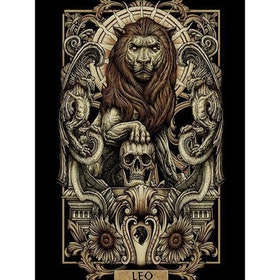 Diamanttavla  Bad Lion 50x70