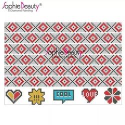 Stickers Set Mix Love
