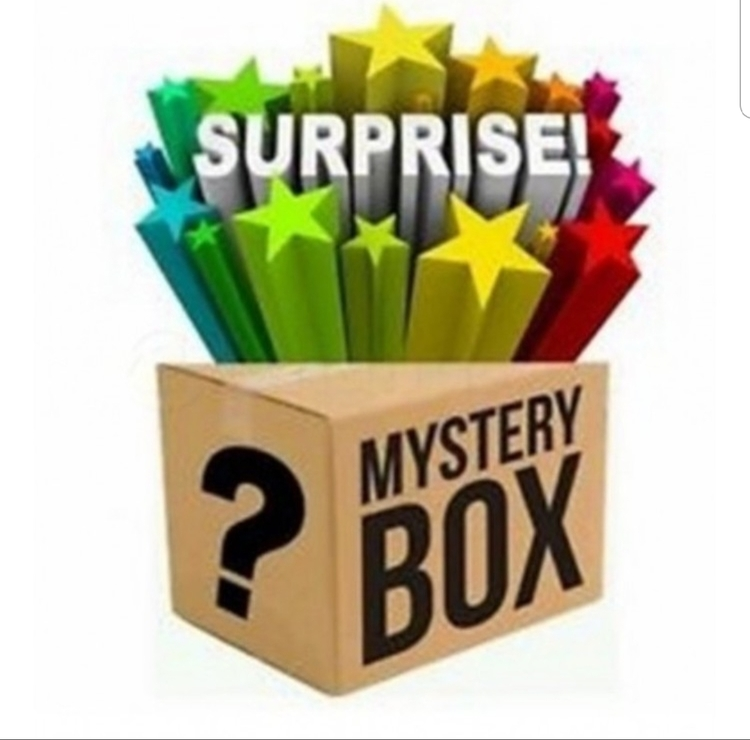 Mystery Box Paint By Numbers - Leveranstid 1-3 Dagar
