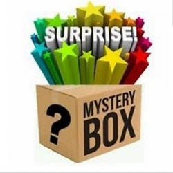 Mystery Box Paint By Numbers