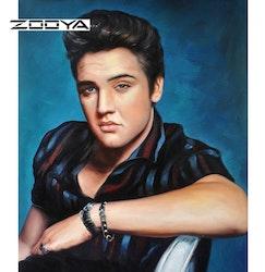 Diamanttavla (R) Elvis Ikon 40x50