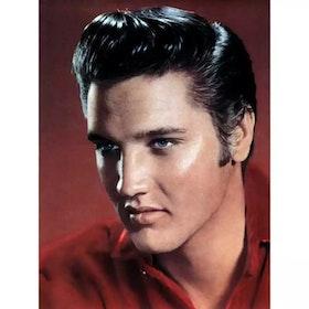 Diamanttavla (R)  Elvis Siluett 40x50
