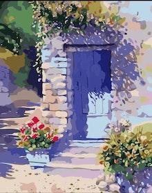 Paint By Numbers Door 40x50