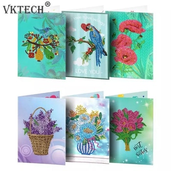 Flowermix Kort 6-Pack 16x18