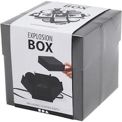 Exploding Box Svart