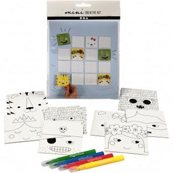 Mini Kreative Set Memory