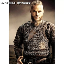 Diamanttavla Ragnar Vikings 50x70