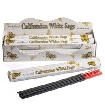 Rökelse Stamford Californian White Sage