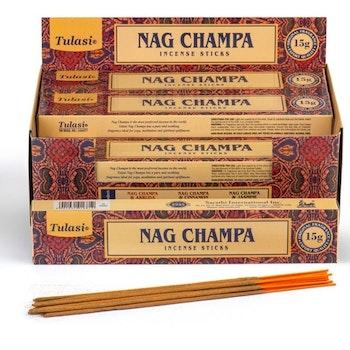 Rökelse Tulasi Nag Champa