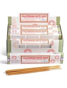 Rökelse Stamford Masala Californian White Sage