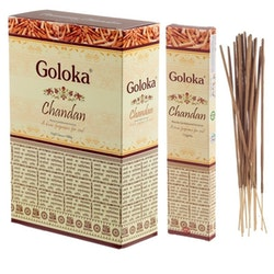 Rökelse Goloka Masala Chandan Sandalwood