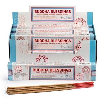 Rökelse Stamford Masala Buddha Blessings