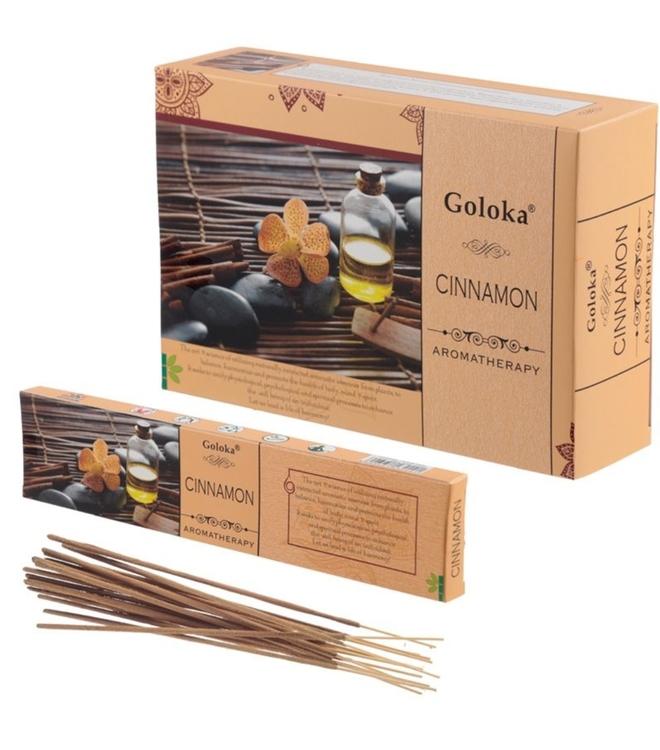 Rökelse Goloka Cinnamon