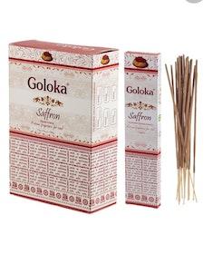 Rökelse Goloka Masala Saffron