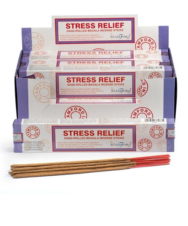 Rökelse Stamford Masala Stress Relief