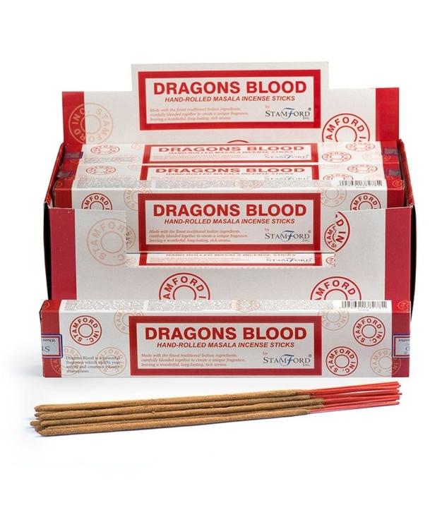 Rökelse Stamford Masala Dragons Blood