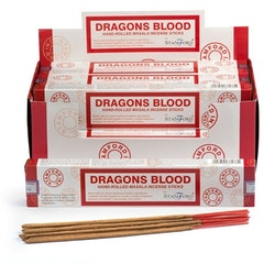 Rökelse Stamford Masala Dragons Blood